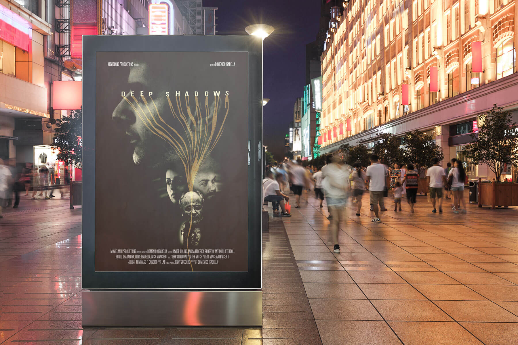 Bcreativeanddesign-deepshadows-vincenzo-piacente-poster
